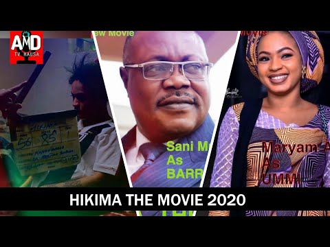 Hikima The Movie 2020 A Blockbuster Film Starring Maryam Ab Yola & Sani Ma azu