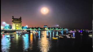 Time lapse video of Gateway of India, Mumbai