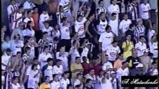Santos 3 x 3 Atlético Mineiro - Brasileirão 2003 - 06/08/03