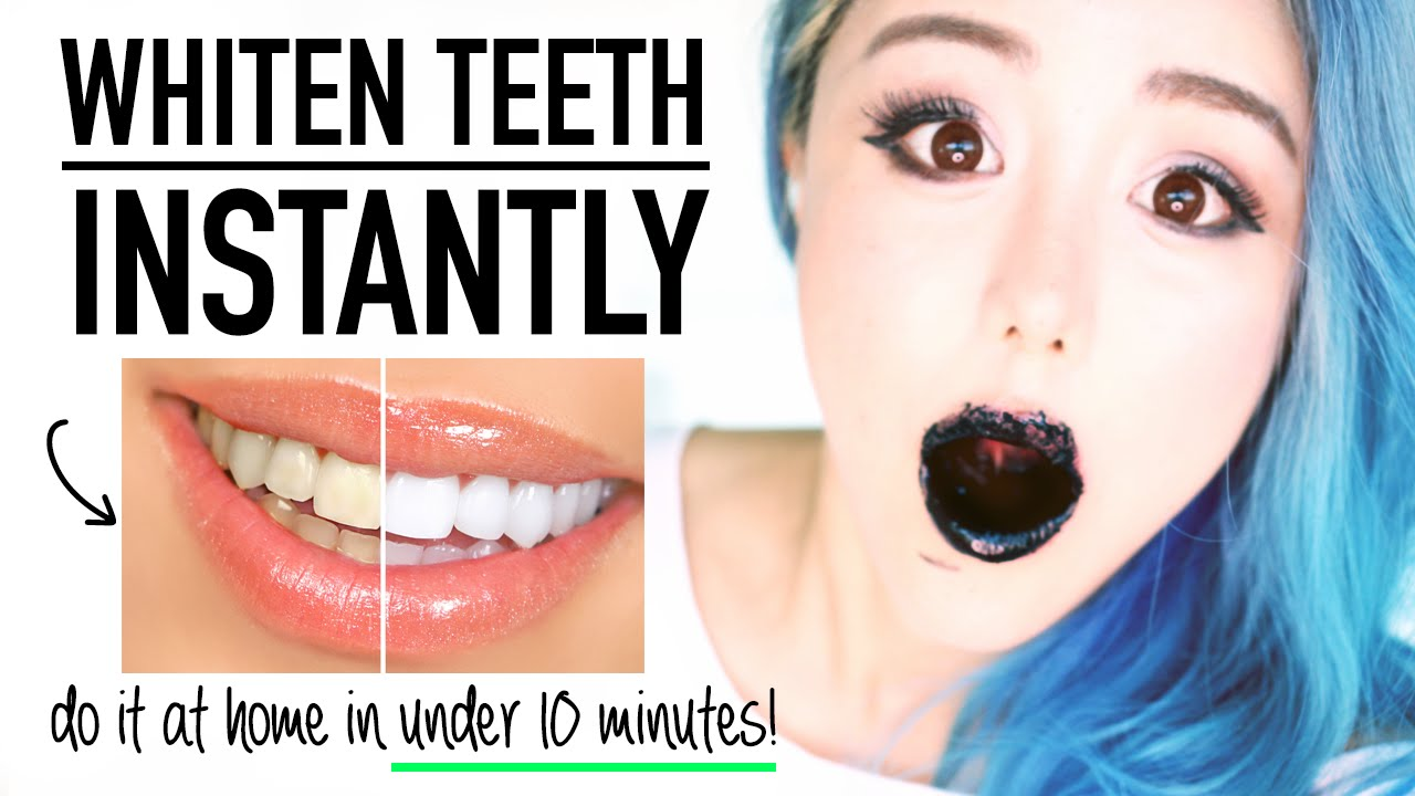 Beauty Hacks Whiten Teeth Instantly At Home In Under 10 Minutes