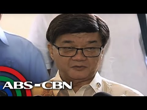 Aguirre orders review of DOJ decision on Espinosa, Lim