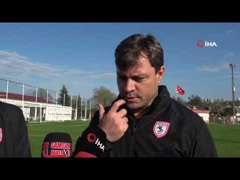 Ertuğrul Sağlam'dan istifa açıklaması   Samsunspor