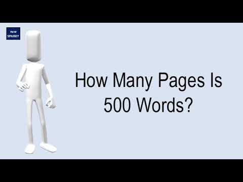 Видео 750 word essay how many pages