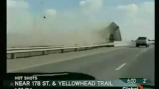 Wypadki tirów i ciężarówek - Truck crash