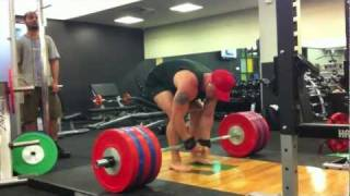 alex lowe powerlifting