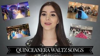 Top 10 Quinceanera Vals Songs in English & Spanish