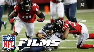 Ricardo Allen's INT Helps Send Falcons to the NFC Championship (NFC Divisional) | NFL Turning Point