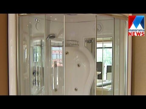 Most Modern Bathrooms | Veedu | Manorama News