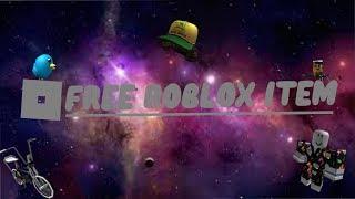 ROBLOX OBJET FREE!