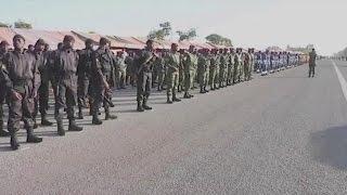 Burkina faso, Vers la fin de la crise politique
