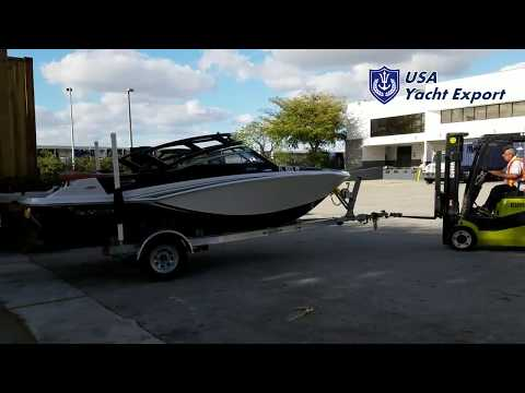 2014 Glastron GTS 185 Legacy - Boat test and shipping