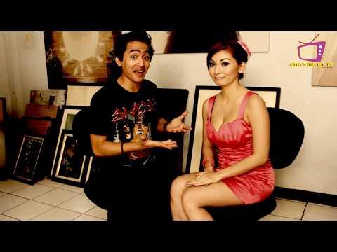 Baby Margaretha the Indonesia SuperModel at Mondar Mandir - episode 9