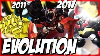 スパロボ マジンガーZ (真マジンガー) 進化の軌跡   Evolution of Mazinger Z (Shin Mazinger)