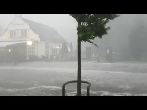 Inwoners Someren luchten hart over stormschade