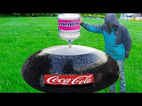 Experiment Giant Coca