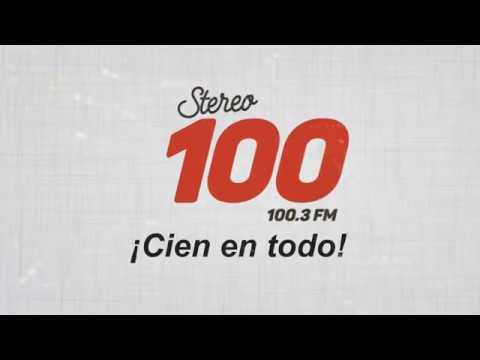 Stereo 100 cumple 35 años