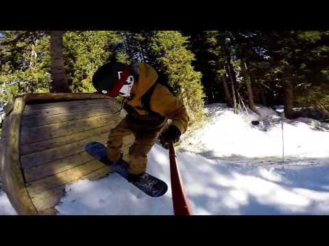 AVORIAZ SNOWBOARDING 2015