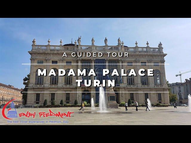 Madama Palace & Acaja Castle A Unique Castle-Palace with a Hidden Pearl - Guided Tour