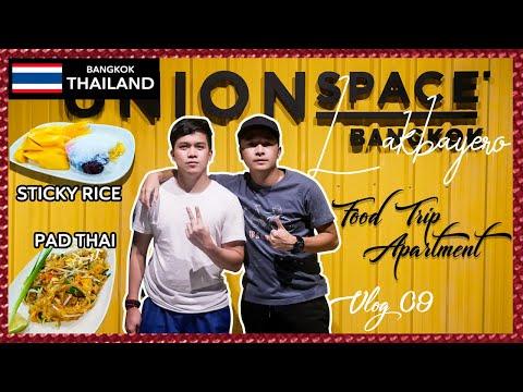 EP1/3 Lakbayero sa Thailand (Travel Vlog 09)