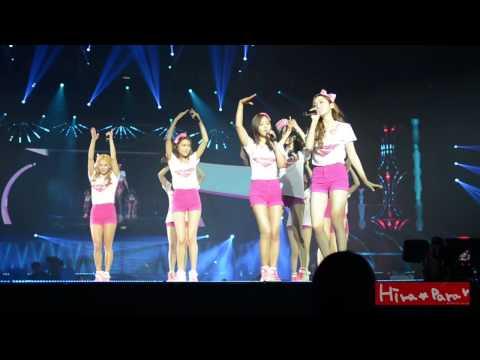 140215 SNSD  - Into the new world@Macau Cotai Arena