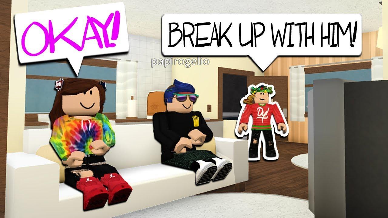 the break up online