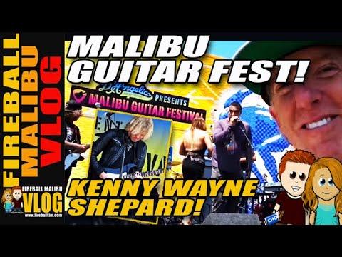 Malibu GUITAR Festival CELEBRITIES & CARS - FMV315