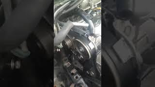 Работа двигателя 3S-GE bims после замены муфты VVTI