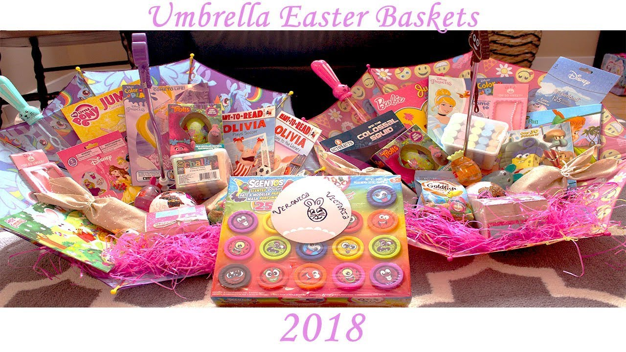 What i got my kids for easter umbrella easter baskets easter what i got my kids for easter umbrella easter baskets easter 2018 negle Image collections