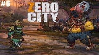 Zero City проходження #6 Лускунчик переможений а Зразки Телепортированы