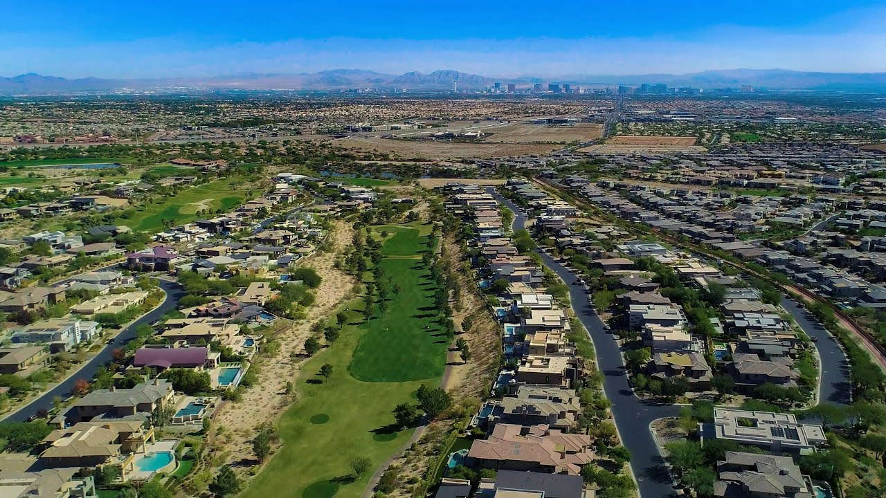 Sold 86 hawk ridge drive the ridges las vegas guard Beautiful homes com