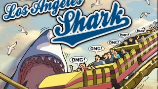 Los Angeles Shark - Fun Game To Play