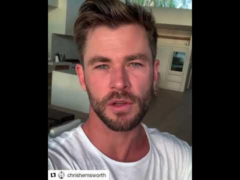 Chris Hemsworth pide ayuda para frenar los incendios en Australia