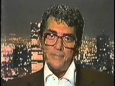 Dean Martin Interview Via Satellite 1983