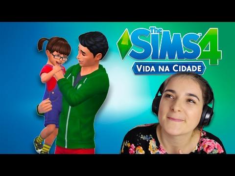 EM BUSCA DE UMA MÃE | Sims 4 Vida na...