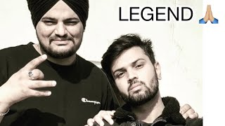 A day with Amit Bhadana , sidhu moose wala ,Divine ,ikka ,and Byg byrd || Sachin Bhati .