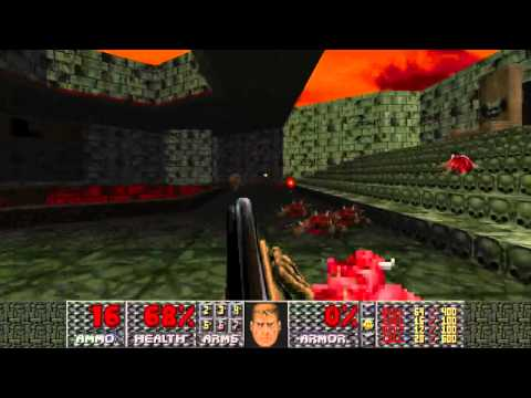 Doom Wads: Odessa Series (Map 6)
