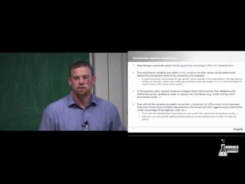 20151022 Meetup Insurance - Statup - Xavier Maréchal - Geographical Pricing in Motor Insurance