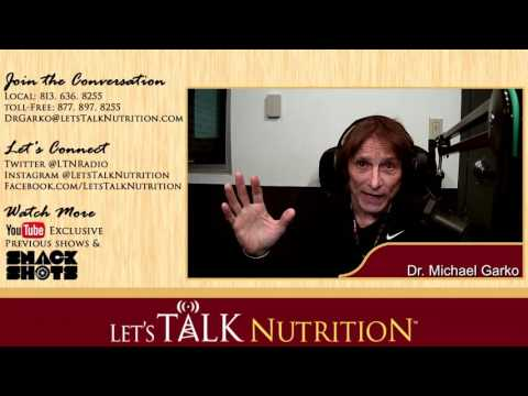 Let's Talk Nutrition. The Importance Of Rest