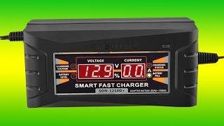видео Какое зарядное устройство для автомобильного аккумулятора выбрать: описание, характеристики, модели