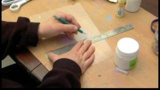 How To Make A Personalized Picture Frame : Protective Plastic Sheet For  Picture Frame