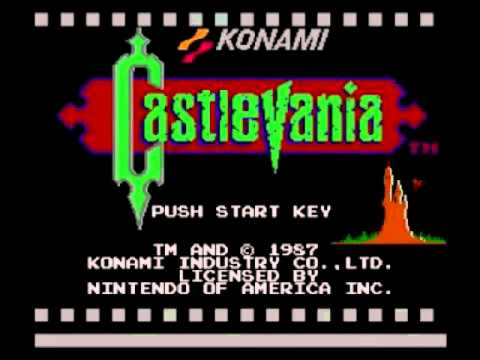 Castlevania Vampire Killer (Backing Track by TeD)