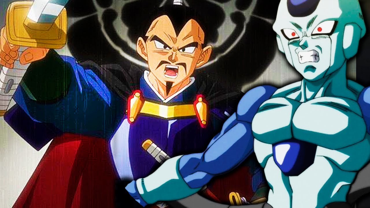 Dragon Ball Super 107