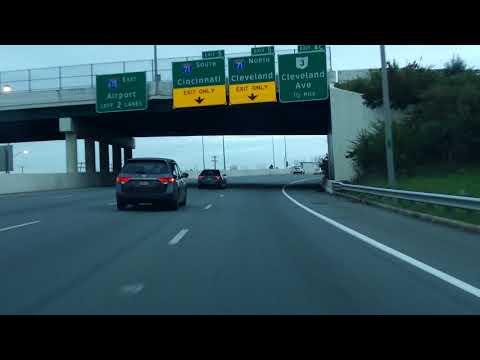 Columbus, OH Freeway Tour