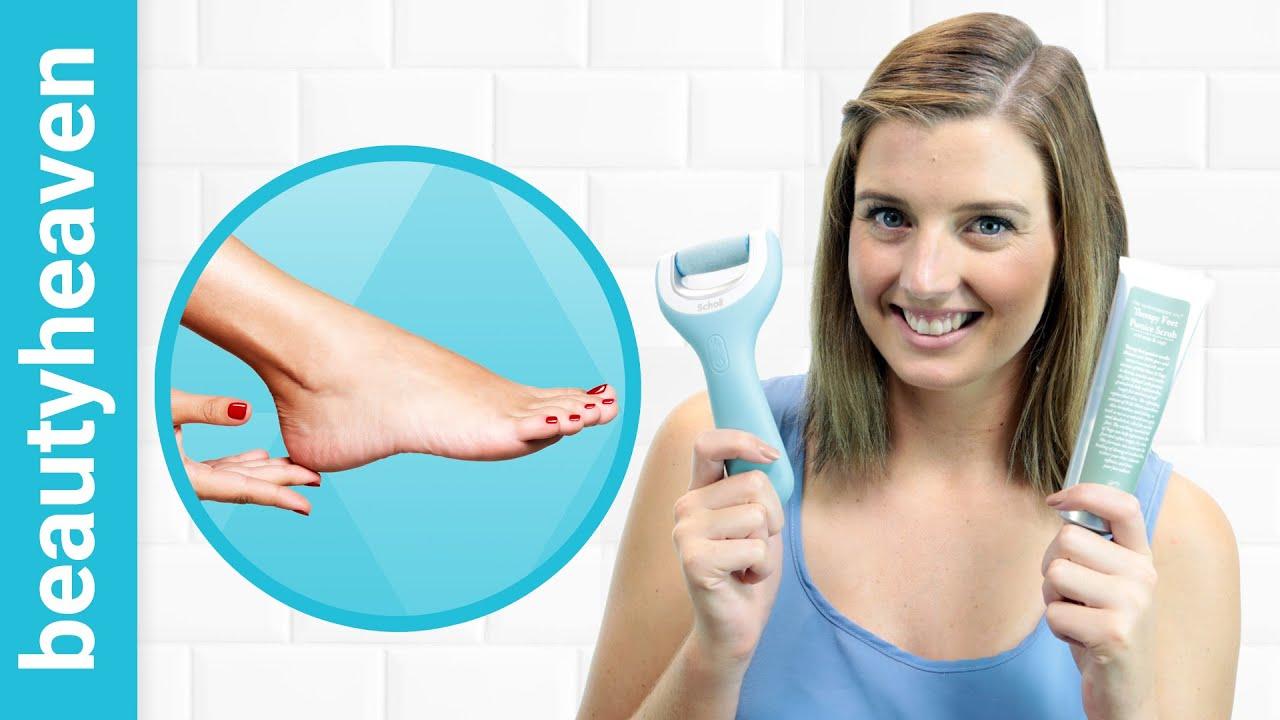 Foot care | Homemade lemon juice foot soak | beautyheaven com au