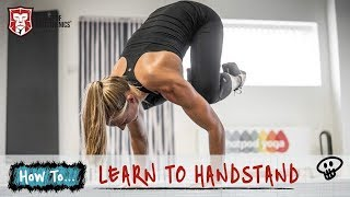 Learn To Handstand | School of Calisthenics