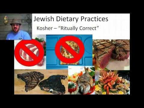 Jewish Kosher Diet