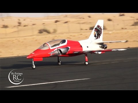 RC jet doing fast Knife edge passes by Ahmad Al-Bassam from Kuwait