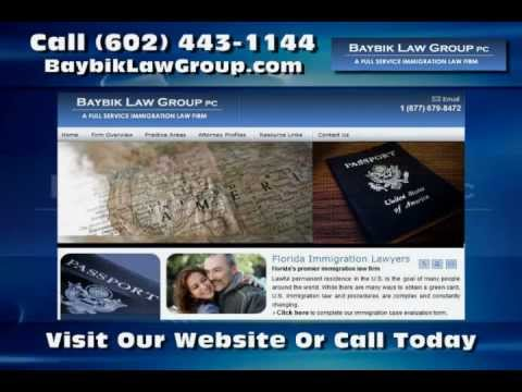 Immigration Attorney Phoenix AZ -- Baybik Law Group