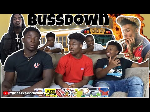 Blueface - Bussdown ft Offset Dir by ColeBennettReaction