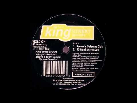 95 North feat. Sabrynaah Pope - Hold On (95 North Metro Dub)